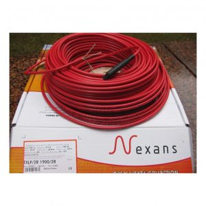 Нагревательный кабель Nexans Defrost Snow TXLP/2R 1270/28