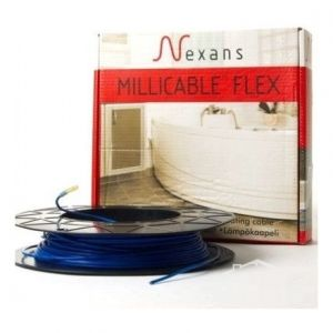 Нагревательный кабель Nexans Millicable Flex 15 1500 Вт