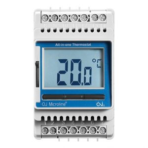 Механический терморегулятор OJ Electronics ETN4-1999