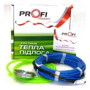 Нагревательный кабель Profi Therm 2 19/2100 Вт 17 кв.м