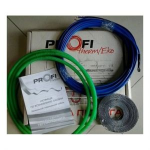 Нагревательный кабель Profi Therm Eko 2 16,5/2420 Вт 14,7 кв.м